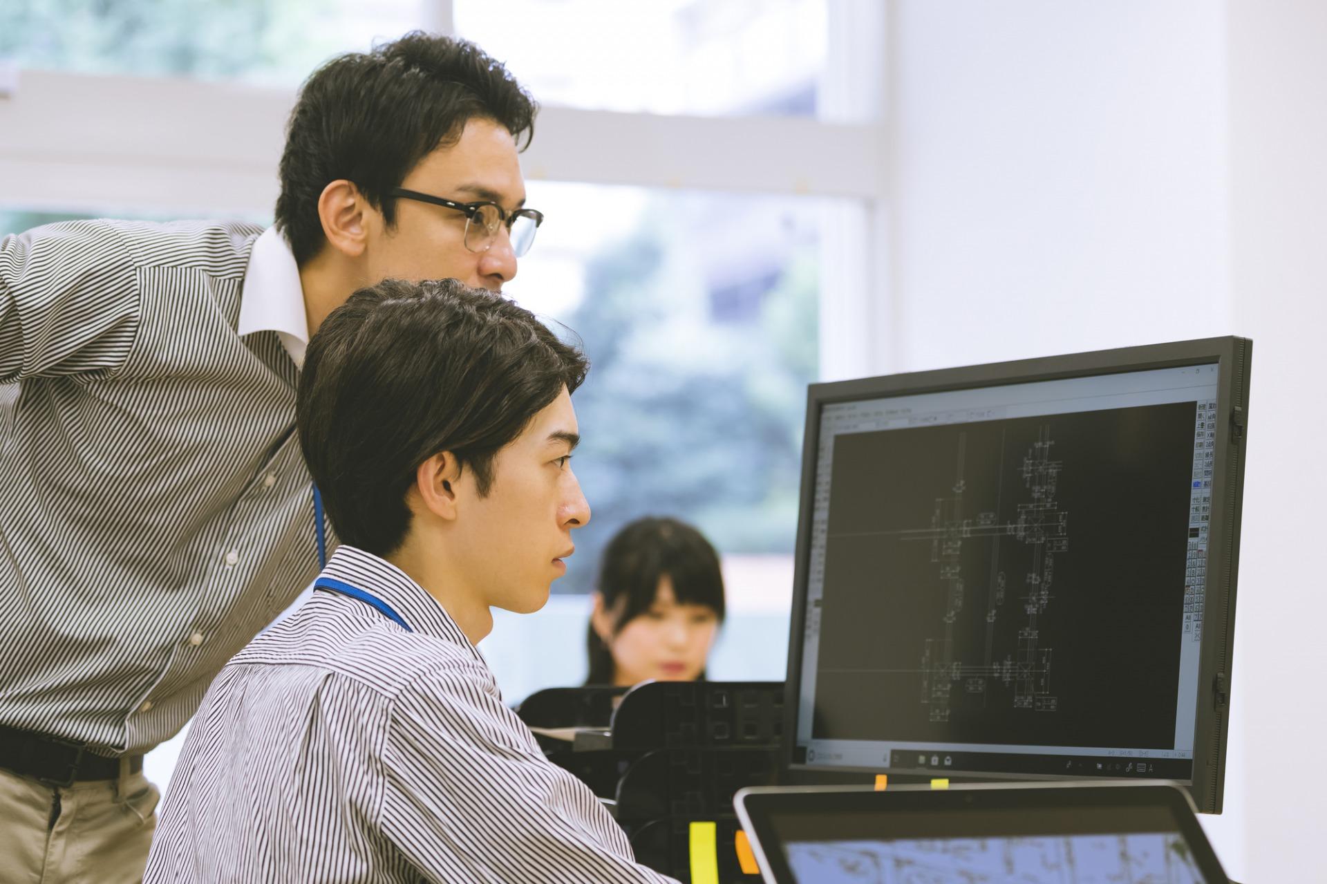 完成図書・CADによる図面作成業務